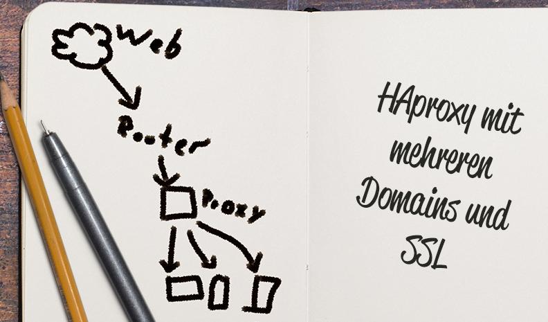 HAproxy mit mehreren Domains und SSL | badberg-online